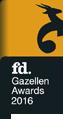 We zijn genomineerd voor de FD Gazellen Award 2016!